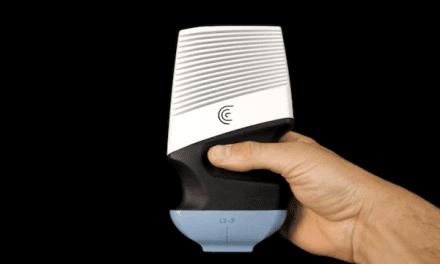 Clarius Debuts Pocket Ultrasound Scanner
