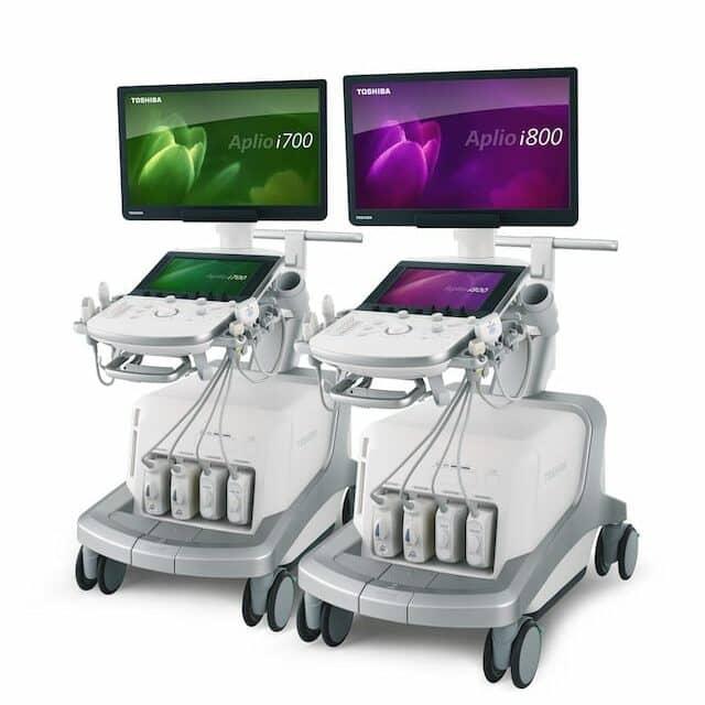Toshiba Releases Contrast-Enhanced Ultrasound Platform