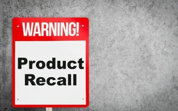 Ready for Recalls?