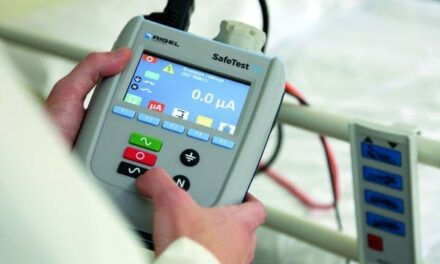 Rigel Medical Unveils New Electrical Safety Analyzer