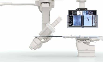 Toshiba Spotlights Angiography Systems