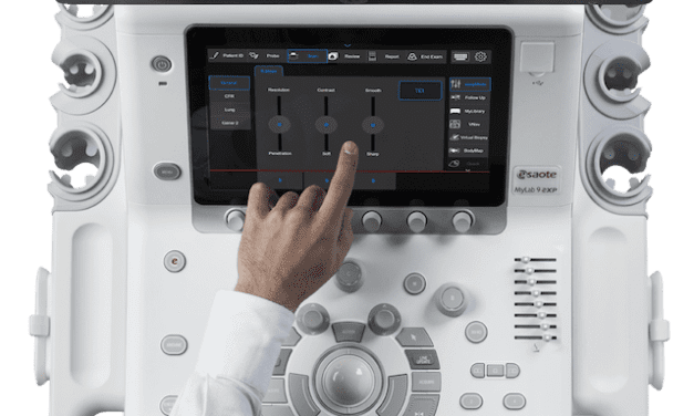Esaote Introduces Shared Service Ultrasound System