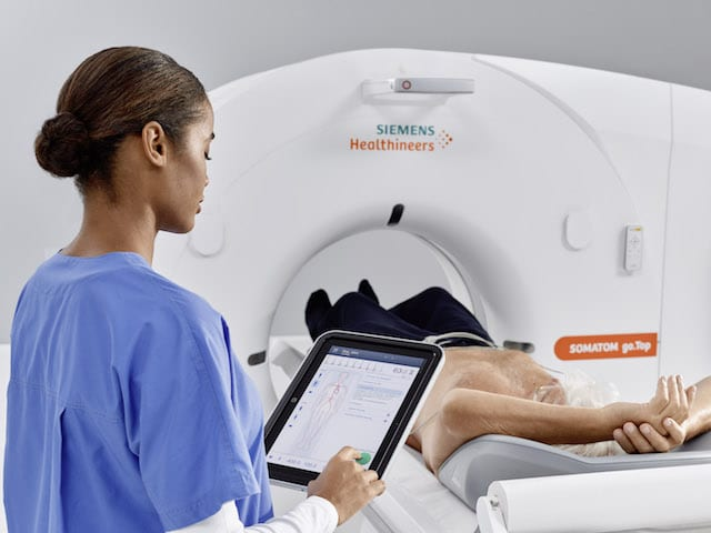 Siemens Expands CT Portfolio with New Scanners, Devices