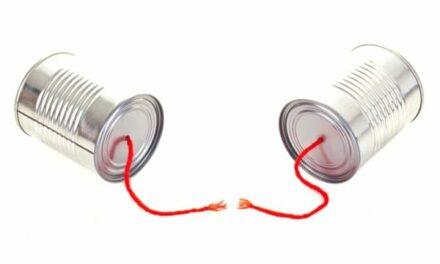 The Case for (Better) Communication
