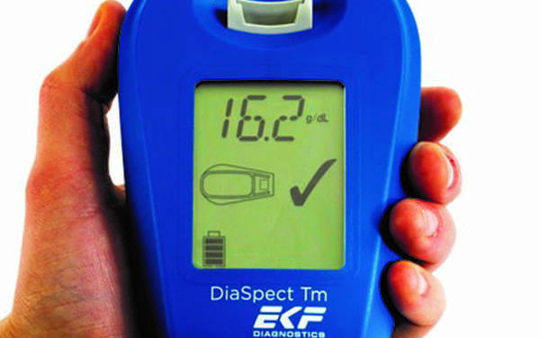 FDA OKs EKF Diagnostics' POC Hemoglobin Analyzer