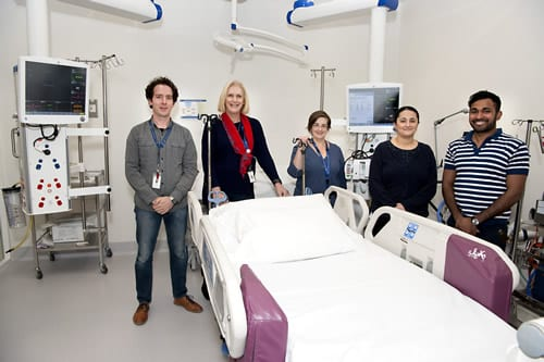 Australian Clinical Engineering Department Wins HTM Week Contest