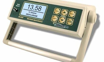 BC Group International's AA-8000 Anesthetic Agent Analyzer