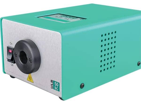 Ushio America Debuts UV and UVV Spot Cure LED Light Sources