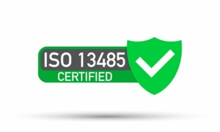 Trisonics Achieves ISO 13485 Certification