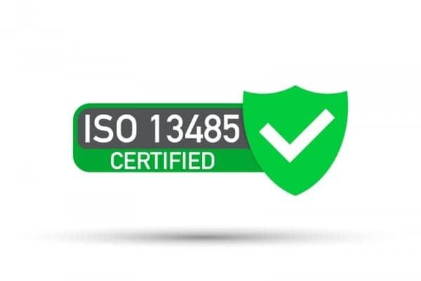 Trisonics Achieves ISO 13485 Certification