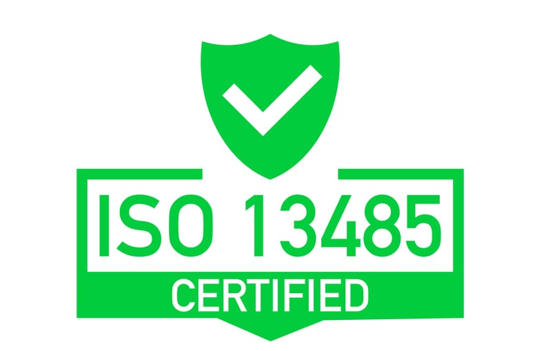 Optikos Receives ISO 13485:2016 Medical Device Certification