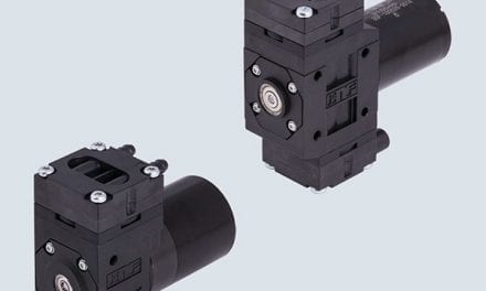 KNF Debuts New Micro Gas Pump