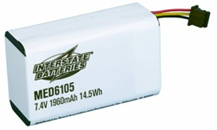 Interstate Batteries Launches Infusion Pump Replacement Battery