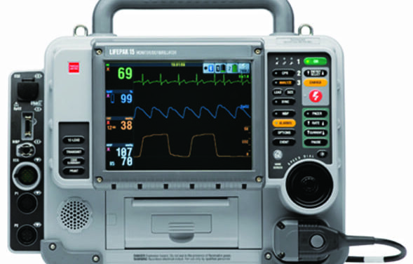 Stryker Launches Voluntary Field Action for Certain Lifepak 15 Monitor/Defibrillators