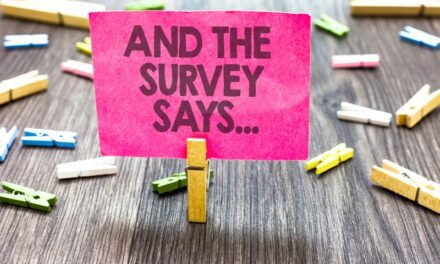 Survey Says: What the Numbers Are Telling Us