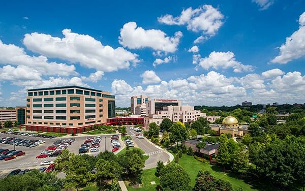 A Day in the Life: St. Jude Children's Research Hospital