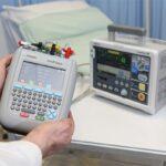 Rigel Medical's UniPulse 400 Defibrillator Analyzer