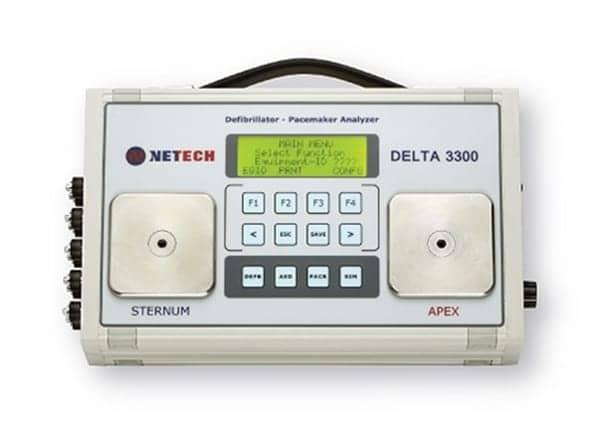 FDA Clears Netech Defibrillator/Pacemaker Analyzer