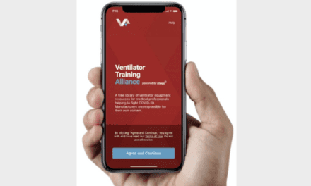 Smiths Medical Joins Ventilator Training Alliance App Partnership