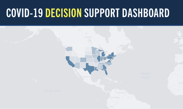 Healthcare Coalition Launches COVID-19 Decision Support Dashboard