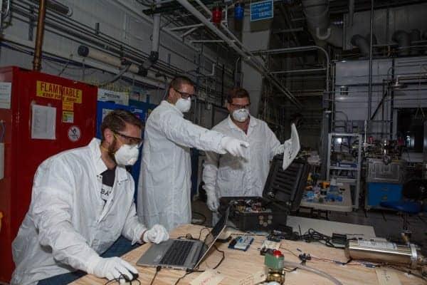 California Laboratory Develops 'Stopgap' Ventilator for COVID-19