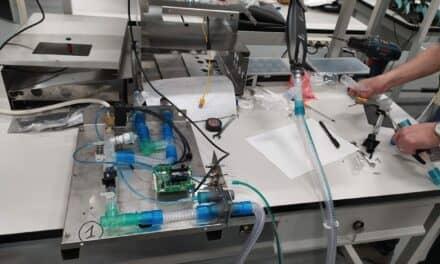 FDA Grants EUA to Simplified Ventilator Design