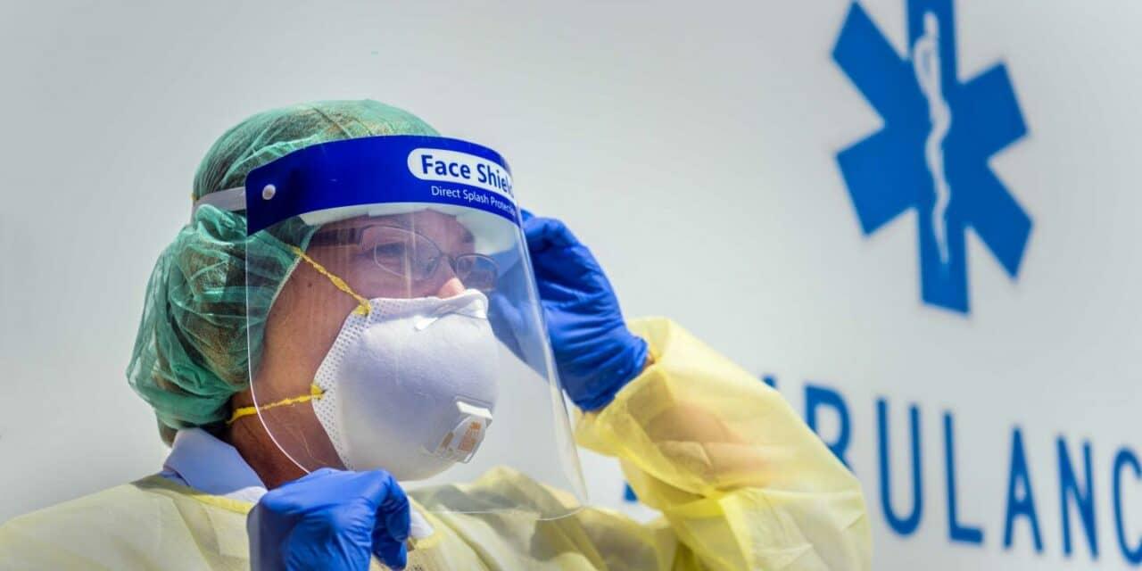 Hospitals Partner with Sandia for Medical-Grade Masks