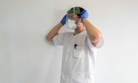 Atlanta Maker Crafts PPE for Healthcare Workers