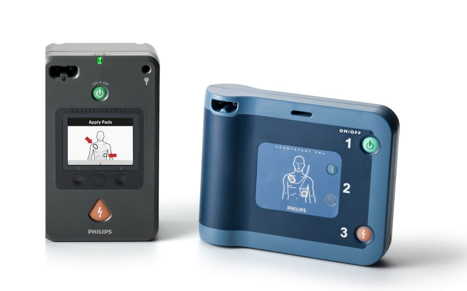 FDA Grants Premarket Approval to Two Philips AEDs