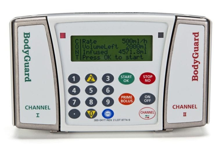 CME America Recalls BodyGuard Infusion System Administration Sets