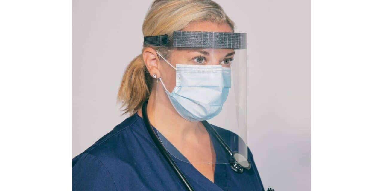 Full-Length Face Shields New PPE Option