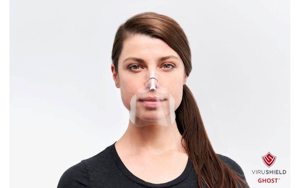 ViruShield Debuts Ghost Respiratory Shield PPE