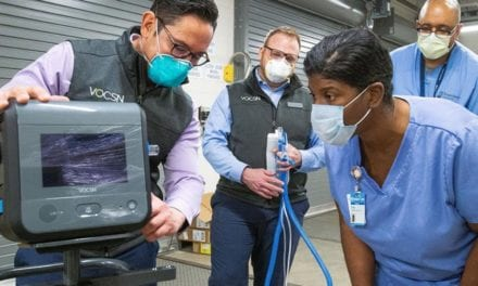 General Motors, Ventec Life Systems Complete Delivery of 30,000 V+Pro Critical Care Ventilators