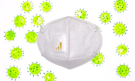 Combining Heat and Humidity to Disinfect N95 Masks