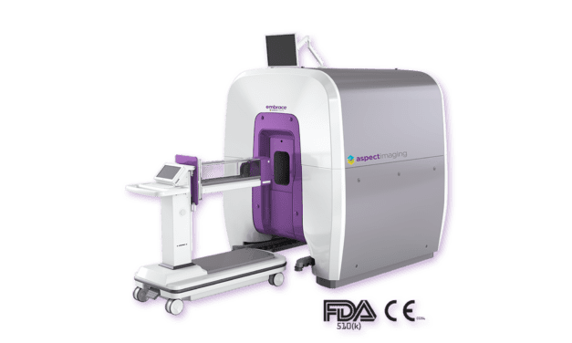 Aspect Imaging Gets Award for Embrace Neonatal MRI