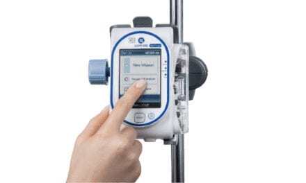 FDA Clears Eitan Medical's Sapphire Infusion Pump