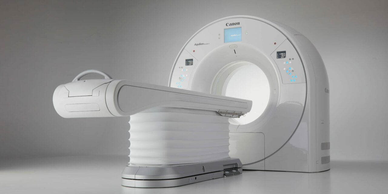 FDA Clears Canon Medical's AI-Powered, Large-Bore CT