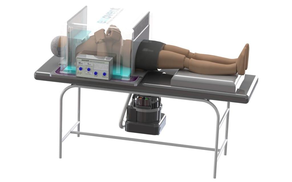 Negative Pressure Ventilator Developed in Fight Against COVID-19
