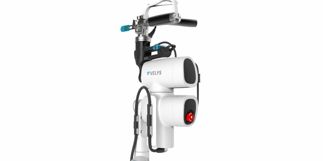 FDA Clears DePuy Synthes VELYS Robotic-Assisted Solution