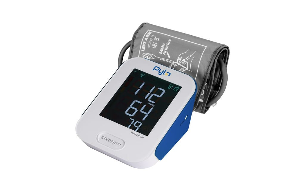 Pylo Launches 4G Blood Pressure Monitor for RPM