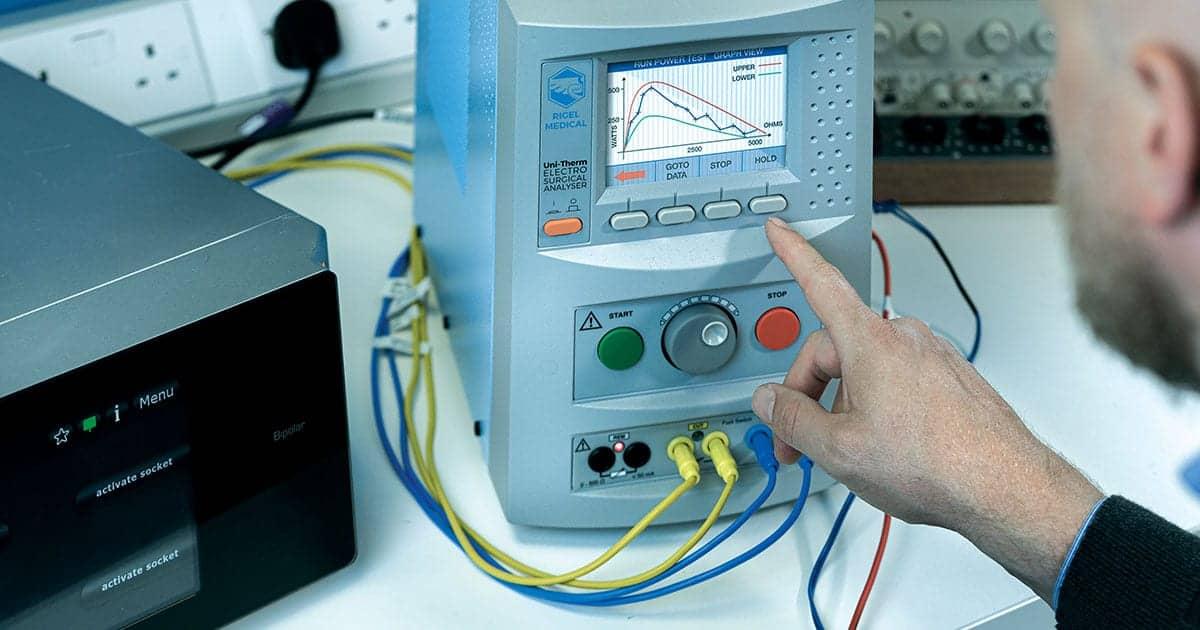 Case Study: Uni-Therm Aids Rapid Biomed Equipment Testing at Israeli Hospital