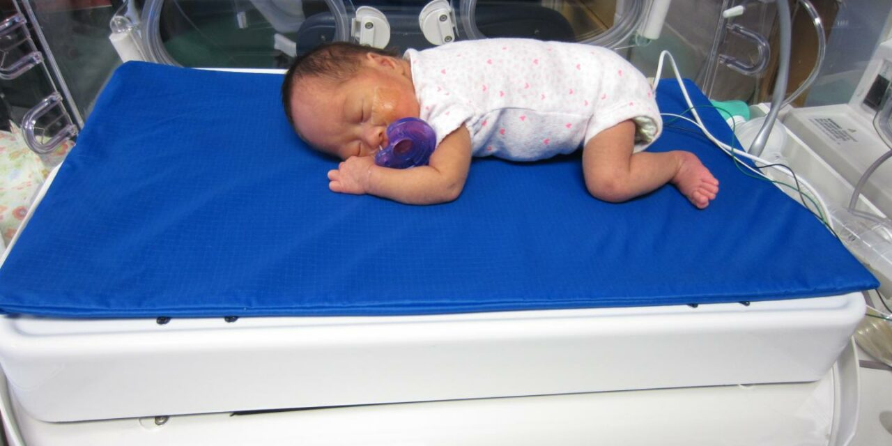 Therapeutic Bed Can Help Keep Preterm Newborns' Brain Oxygen Levels Stable