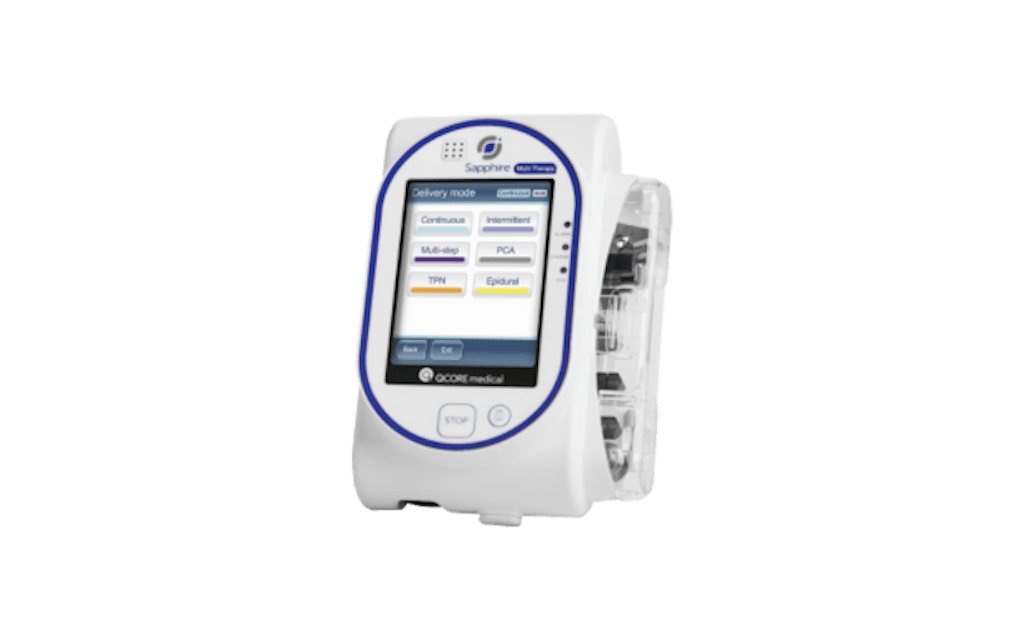 Eitan Medical Nabs EU MDR Clearance for Sapphire Infusion System
