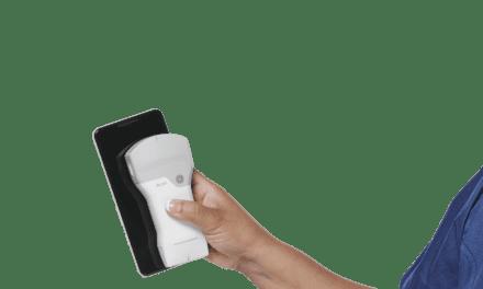 GE Healthcare Debuts Handheld Ultrasound Device