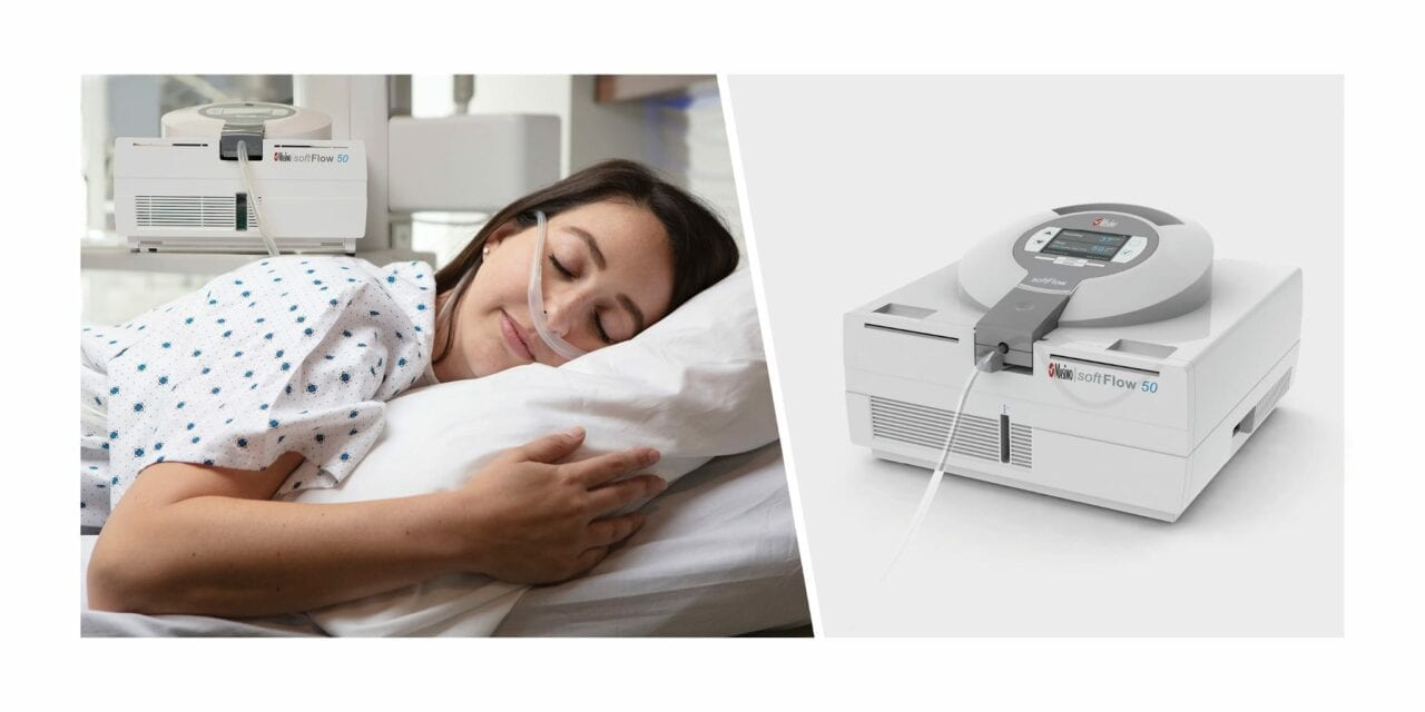 Masimo Releases softFlow High-Flow Nasal Cannula Therapy in U.S.