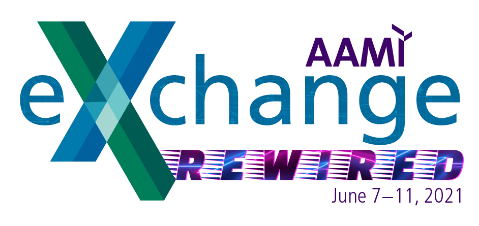 Preview: AAMI eXchange REWIRED