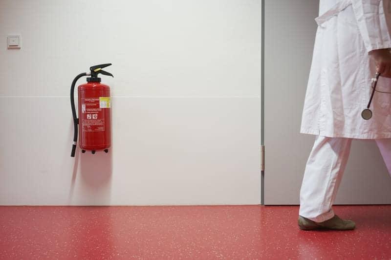 Ventilator Malfunction Fire Kills Three COVID Patients in Russia