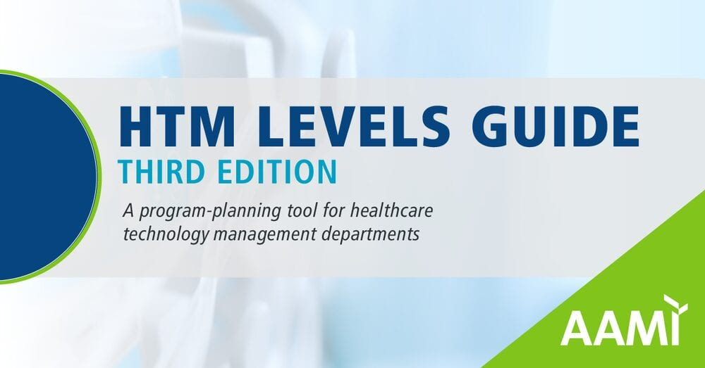 Updated HTM Levels Guide Adds Online Assessment Tool