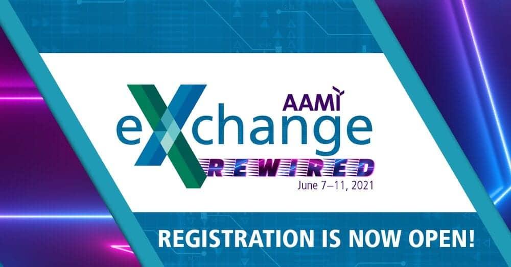 AAMI eXchange Gets Revamped