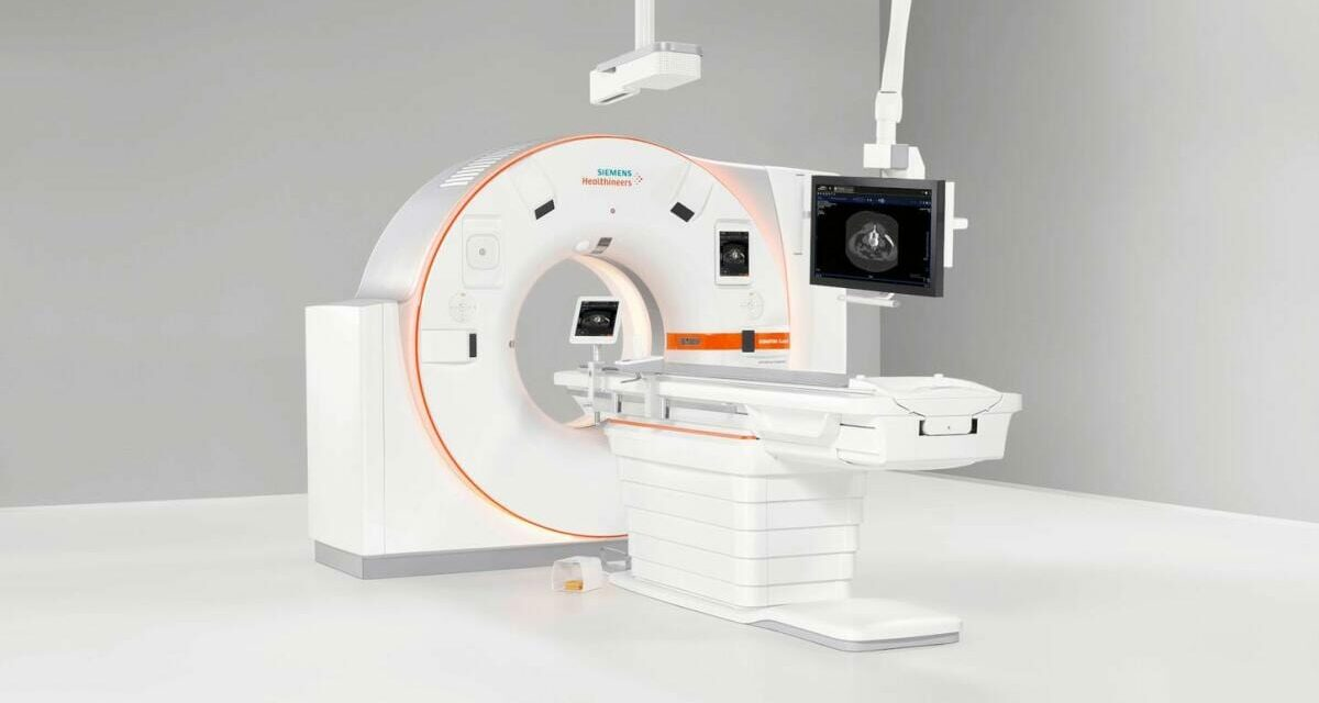 Siemens Healthineers Launches Somatom X.ceed CT Scanner